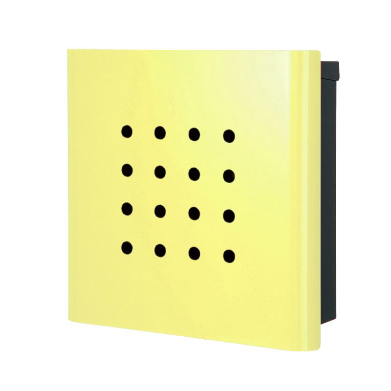 ヴァリオ ネオ スキン パンチ 壁掛けタイプ(鍵無し) イエロー NA1-ON02YE