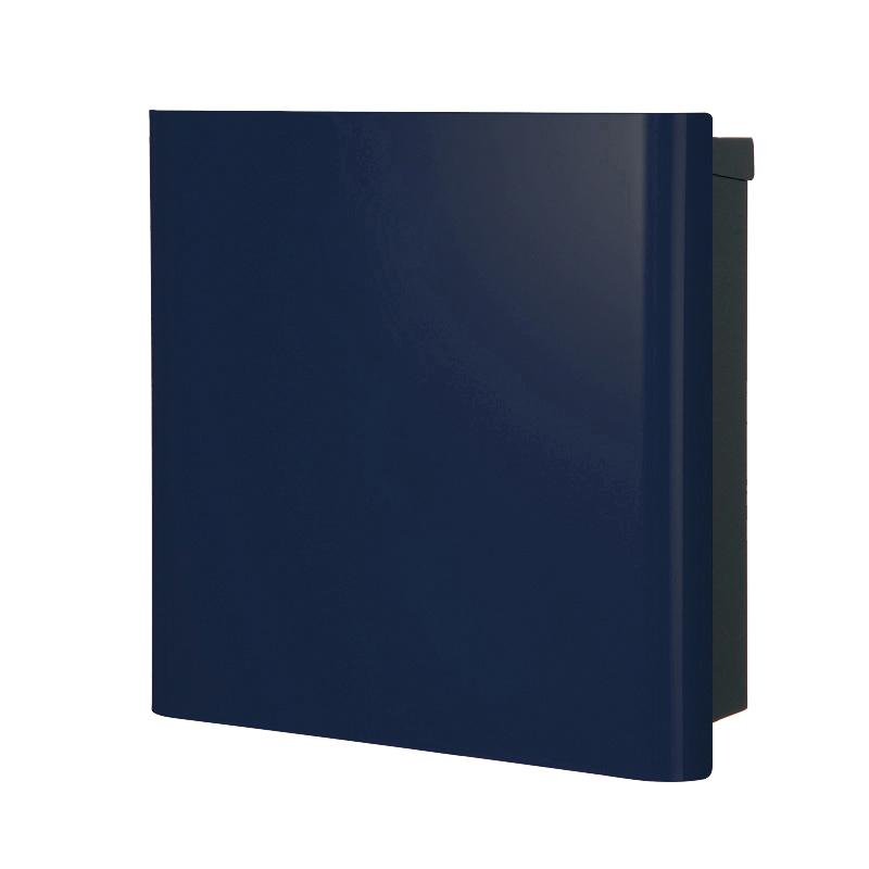 ヴァリオ ネオ グラフ プレーン 壁掛けタイプ(鍵無し) ナイトブルー NA1-ON04NB