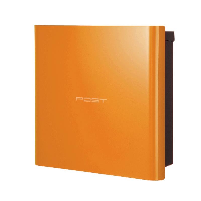 ヴァリオ ネオ グラフ フォント 壁掛けタイプ(鍵無し) オレンジ NA1-ON05OR