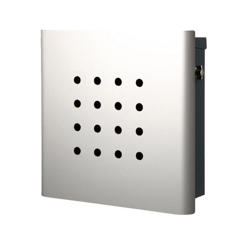 ヴァリオ ネオ スキン パンチ 壁掛けタイプ(T型カムロック付) シルバー NA1-OT02SI