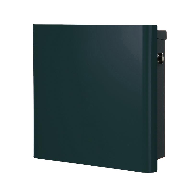 ヴァリオ ネオ グラフ プレーン 壁掛けタイプ(T型カムロック付) フォレストグリーン NA1-OT04FG