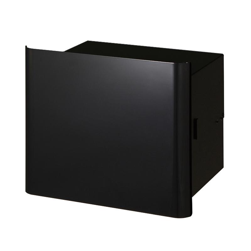 ヴァリオ ネオ グラフ プレーン 埋め込みタイプ グロスブラック NA1-PL04GB