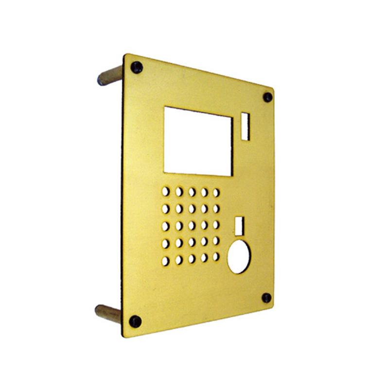 インターホンカバー 真鍮 NL1-I01BS