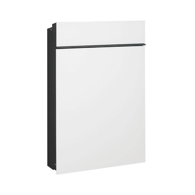 ゼラフィーニ メールボックス フラット ホワイト SG1-180WH
