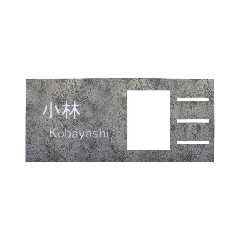 注目のブランド TD1-Y4017SL:イーヅカ 錆銀 横40 伊尚 デザイン:ライン-エクステリア・ガーデンファニチャー