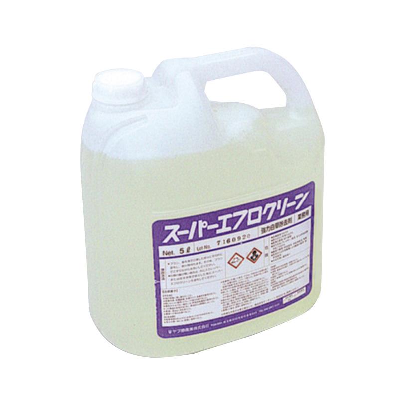 スーパーエフロクリーン 5リットル エフロ汚れ除去剤 HT2-EFR05