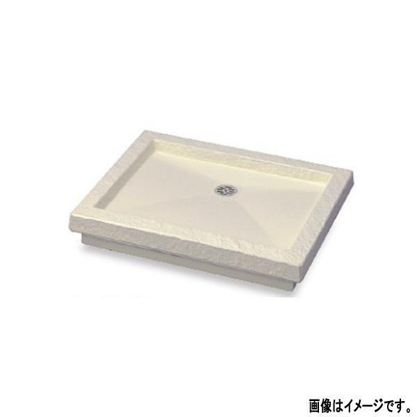 トーシン ガーデンパン トレビ フラット アイボリー GRC GPT-FLG 【ガーデンパン単品】