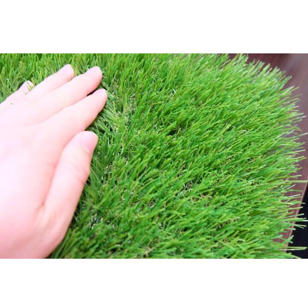 国内最高スペック高級ブランド人工芝 ユニオンビズ 高品質 リアル人工芝 メモリーターフ50mm MT50-0210 2m巾×10m長