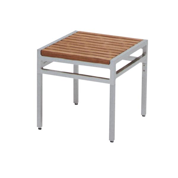 ユニソン アルテック サイドテーブル 幅約450×高さ約440×奥行約450mm