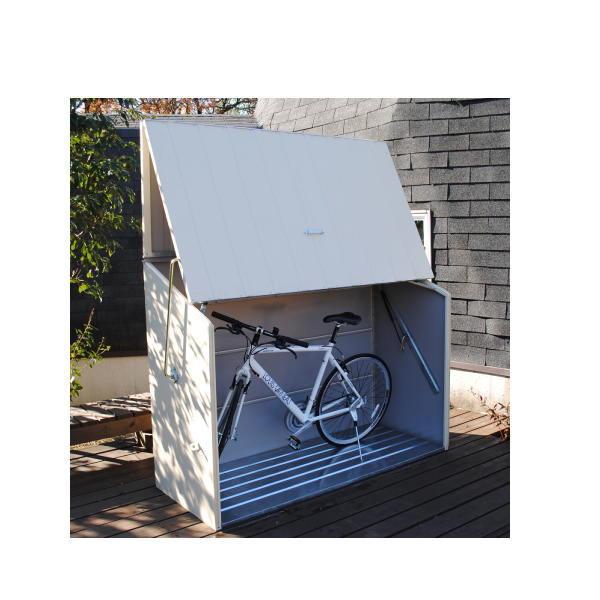 TM3 自転車倉庫 ガーデナップ&TRIMETALS共同開発オリジナル商品 D60TM3