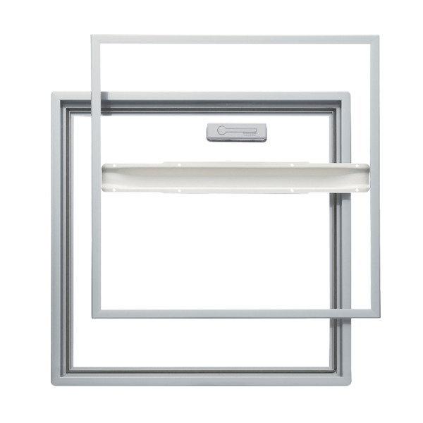 都市再生機構 気密タイプ ランキングTOP10 激安特価品 ダイケン ホーム床点検口 SHW345 1台 シルバー