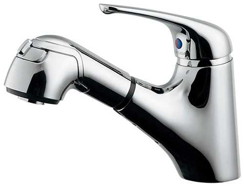 カクダイカクダイ シングルレバー引出し混合栓 184-022K, 『3年保証』:c9b2ade5 --- krianta.com