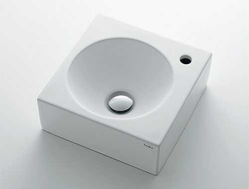 カクダイ 壁掛手洗器 493-087