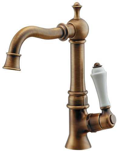 カクダイ 立水栓(オールドブラス) 700-735-AB