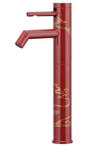 シングルレバー立水栓(トール) 716-212-13 カクダイ