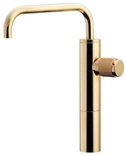 カクダイ 立水栓(トール・クリアブラス) 721-222-CG