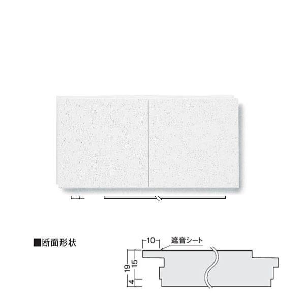 大建 オトテン(モダン)専用ボーダー オトテン(モダン)19 TB0214 19mm厚 303×606mm 9枚(1.65平米分)