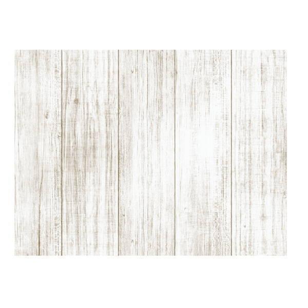 明和グラビア 貼ってはがせる 装飾シート(ロール物) DECR-07 ホワイトウッド 40cm×20m 217317