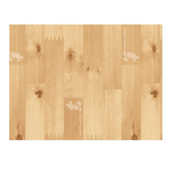 明和グラビア 貼ってはがせる テーブルデコレーション ロール物 30cm×20m ウッドミッキー/ミニー