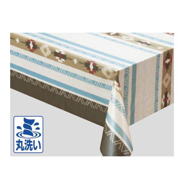 明和グラビア MGOXシリーズ テーブルクロス(ロール) 135cm×15m MGOX-105 ブルー 219540