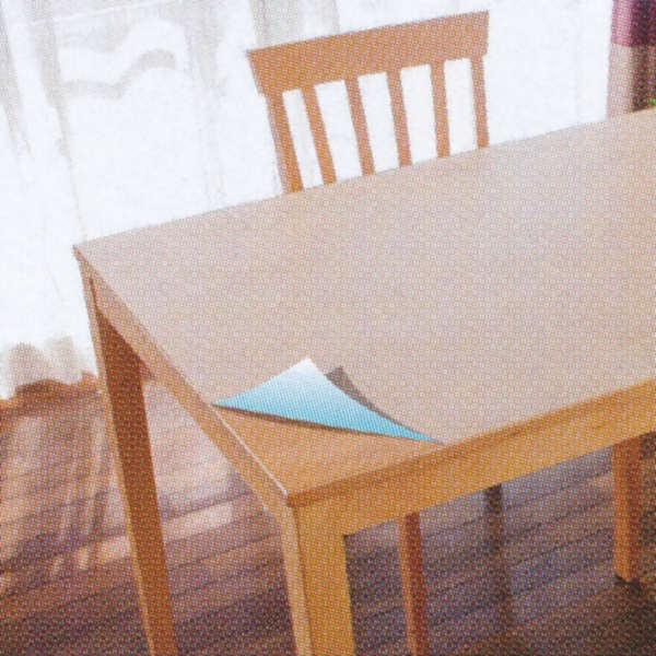 明和グラビア 貼ってはがせるテーブルデコレーション KTC-透明 45cm×20m巻 透明 222724