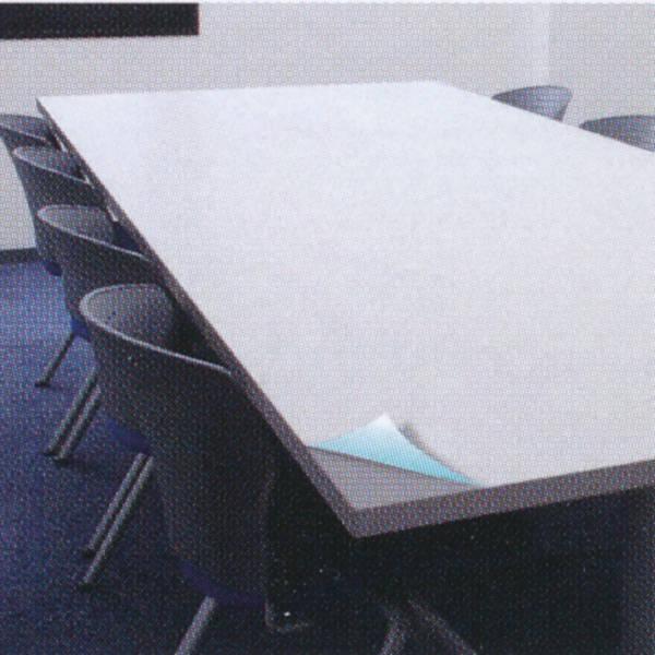 明和グラビア 貼ってはがせるテーブルデコレーション KTC-白無地 90cm×20m巻 ホワイト 222748
