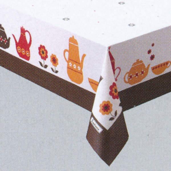 明和グラビア スカンジナビアコレクション(枠柄) MG-9903(オーレ) 120cm×150cm/20枚巻 ブラウン 226944