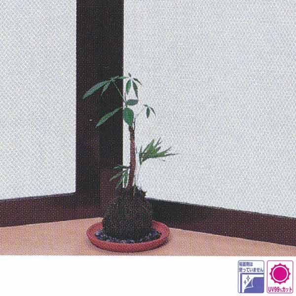 明和グラビア ウインドーデコレーション シルエットが気にならない窓飾りシート 省エネタイプ ホワイト 92cm幅×15m巻 GPR-9240 159488
