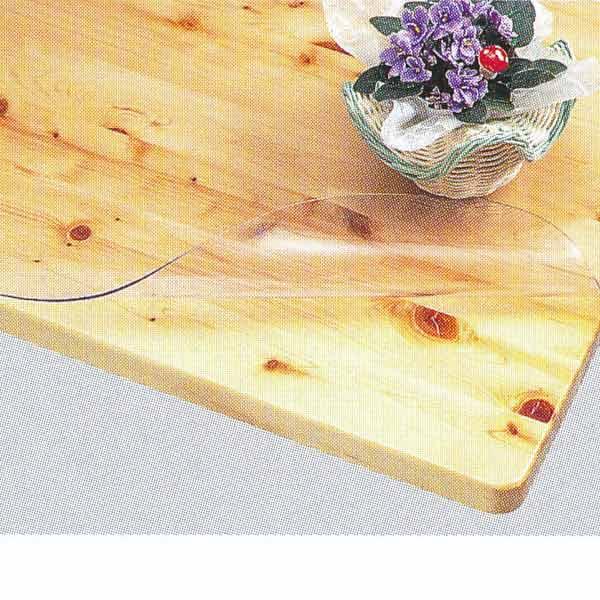 明和グラビア テーブルクロス ロール物 MG透明フィルム 2.0mm厚 120cm幅×10m巻 MG-009 520615