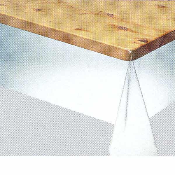 明和グラビア テーブルクロス ロール物 MG透明フィルム 0.15mm厚 120cm幅×50m巻 MG-032 467675