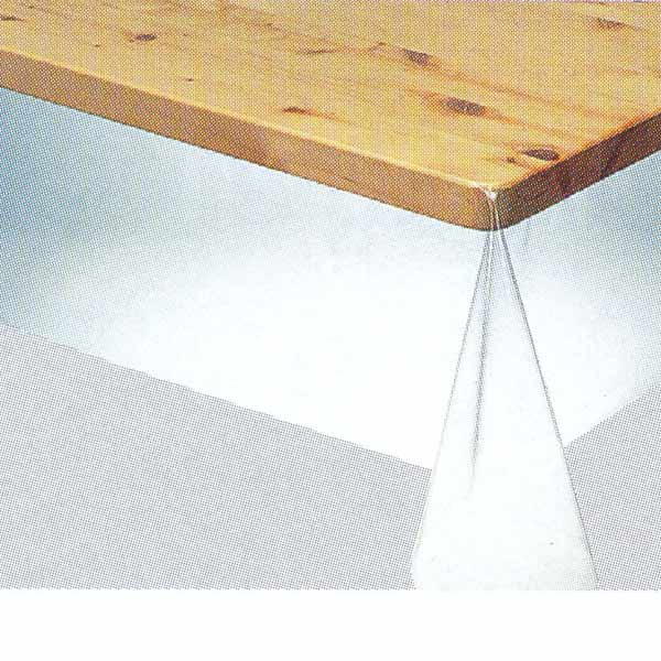明和グラビア テーブルクロス ロール物 MG透明フィルム 0.2mm厚 135cm幅×50m巻 MG-053 467668