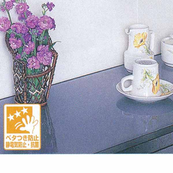 明和グラビア テーブルクロス ロール物 3点機能付透明フィルム 1.0mm厚 45cm幅×10m巻 MGK-4510 115101