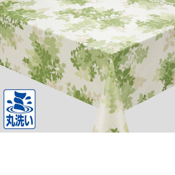 明和グラビア テーブルクロスロール MGOXシリーズ グリーン 135cm幅×15m巻 MGOX-101 171763