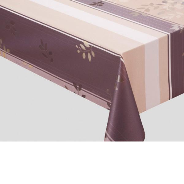 明和グラビア テーブルクロス ロール物 プリーレンスクロス ライトブラウン 135cm幅×20m巻 MGPL-121 184473