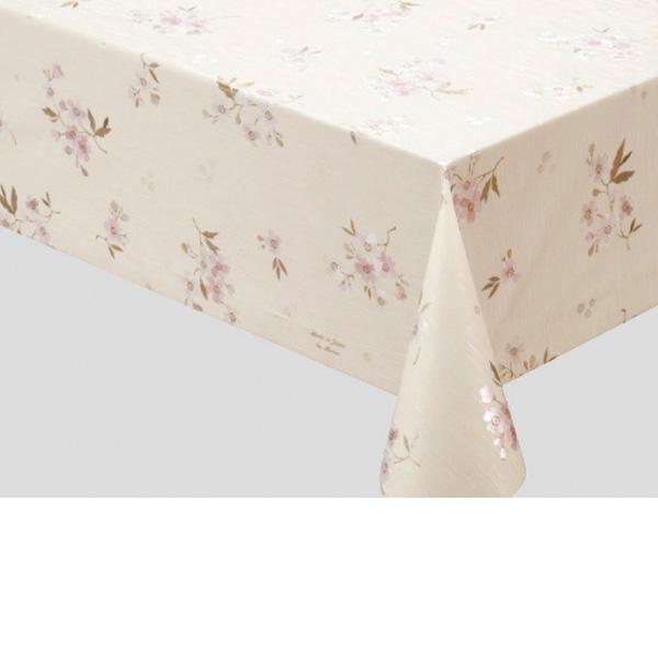 明和グラビア テーブルクロス ロール物 プリーレンスクロス ピンク 135cm幅×20m巻 MGPL-132 212299