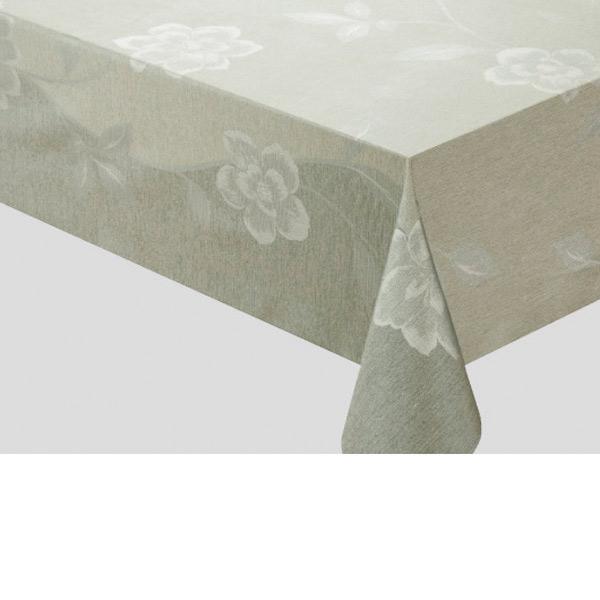 明和グラビア テーブルクロス ロール物 MGSL グレイッシュベージュ 130cm幅×20m巻 MGSL-102 212336