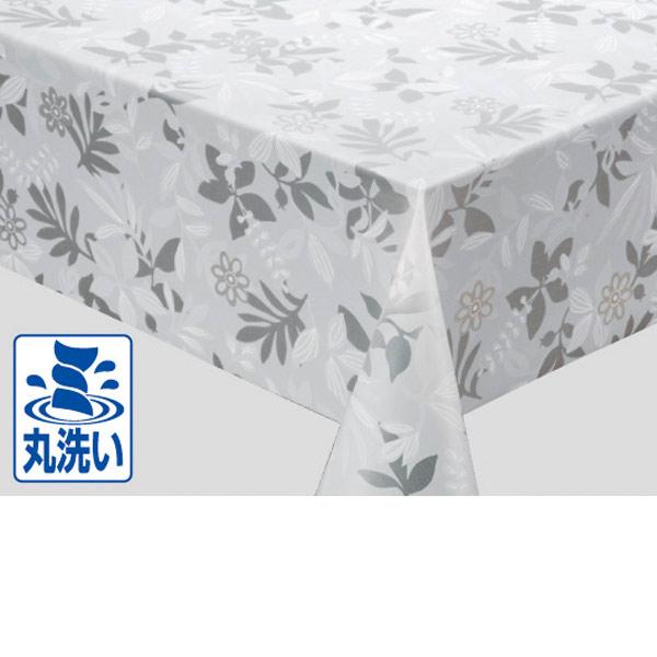 入荷次第 明和グラビア テーブルクロス ロール物 アートメッシュクロス ホワイト 130cm幅×15m巻 OPA-05 156449