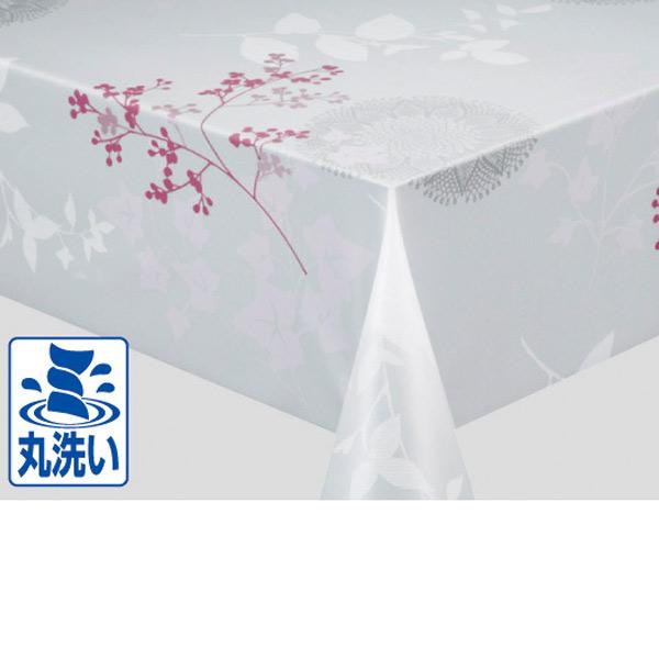 明和グラビア テーブルクロス ロール物 アートメッシュクロス ピンク 130cm幅×15m巻 OPA-07 176669