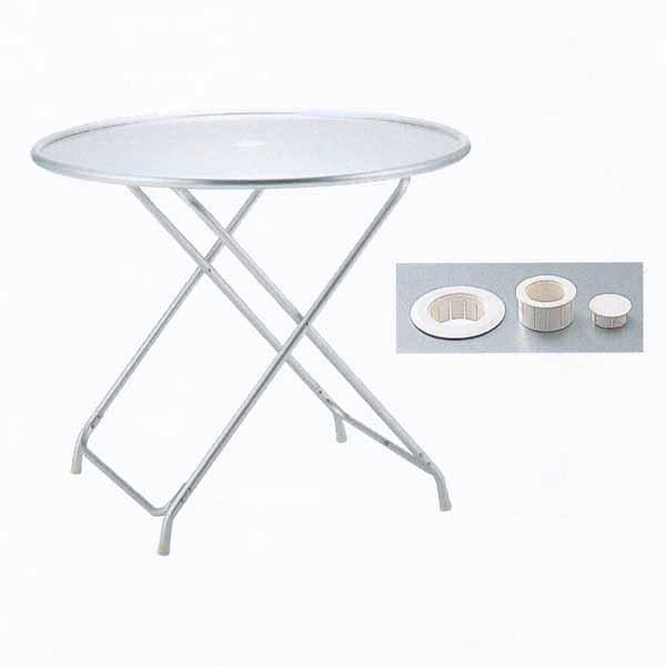 5月末以降 ニチエス ガーデンテーブル ATX-40 φ900×H700mm