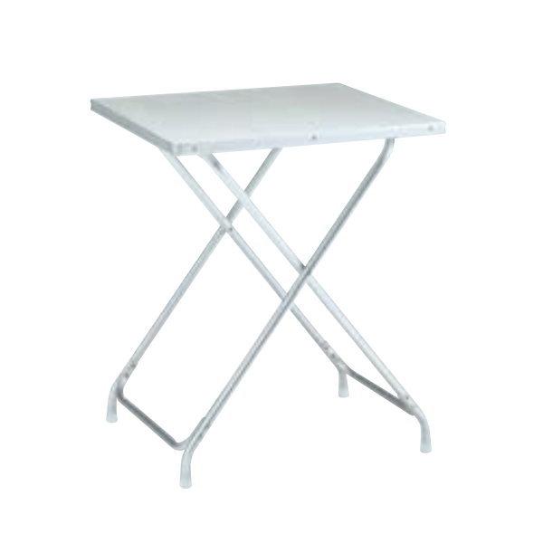 ニチエス ガーデンテーブル ATX-9 W600×D600×H700mm