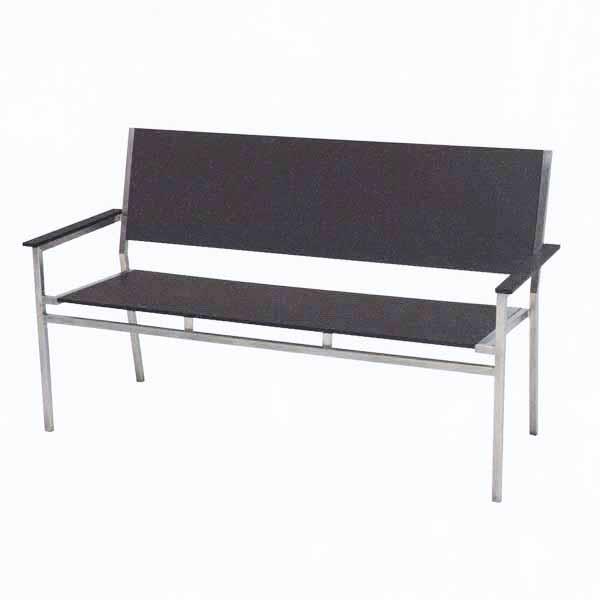SPLENDOR HPLベンチ1500/トープ W1554×D615×SH450・H900mm