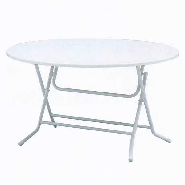 SIESTA ガーデンテーブル NWT-1200K2 φ1200×H700mm