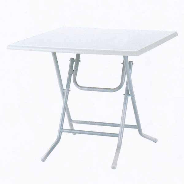 SIESTA ガーデンテーブル NWT-8×8K1 W800×D800×H700mm
