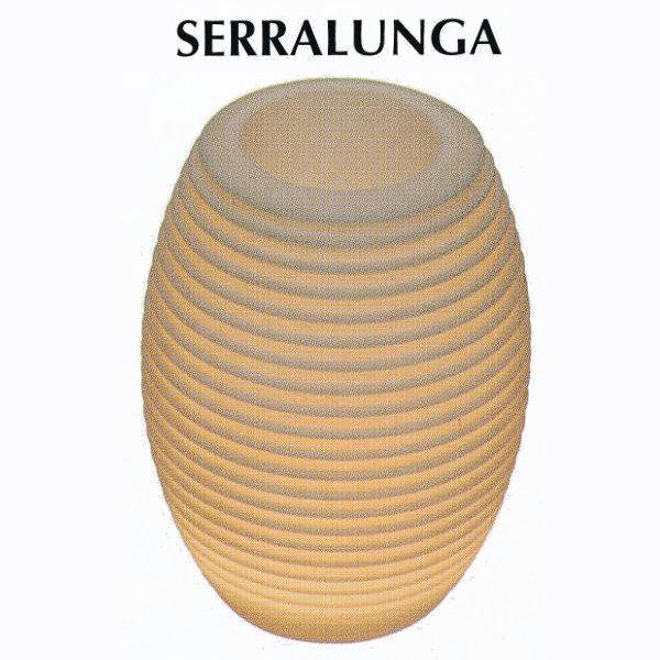 SERRALUNGA トップポット/ライト 径850×H1120mm
