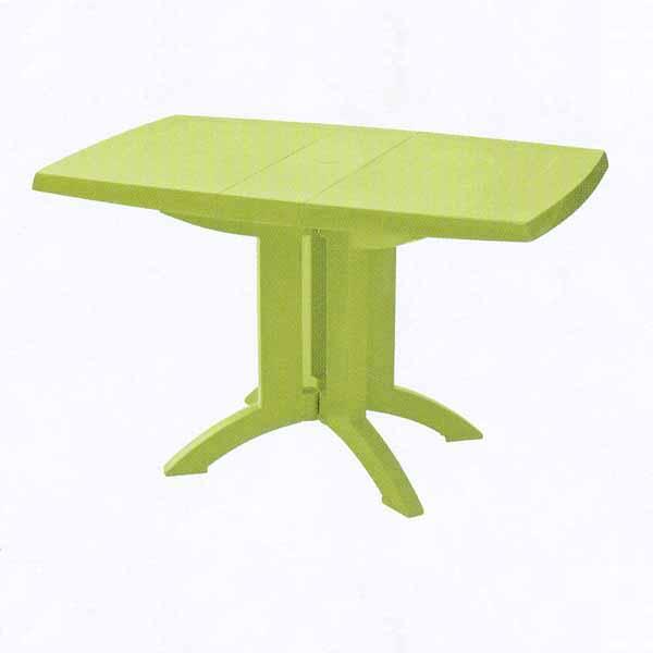 ゴーフィレックス ベガFテーブル 118×77 W1180×D770×H720mm パラソル穴φ39mm