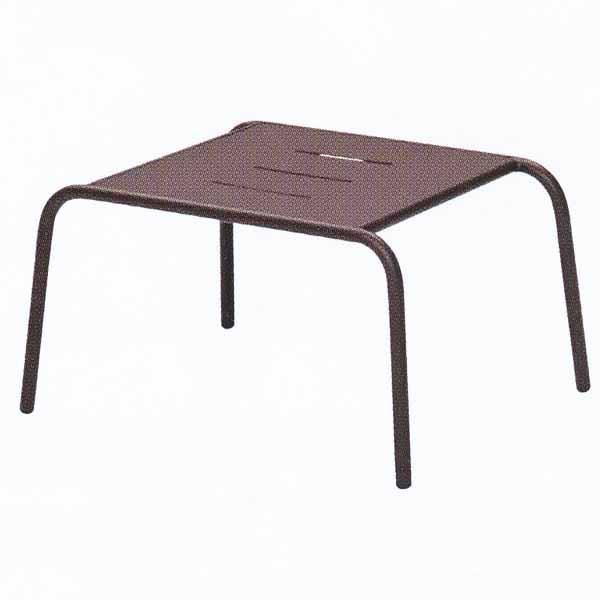 MAIORI ベガサイドテーブル/トープ W667×D520×H351mm