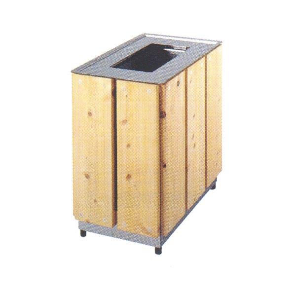 BENCH ウッドダストボックス 一般ゴミ WD-1 W380×D560×H600mm