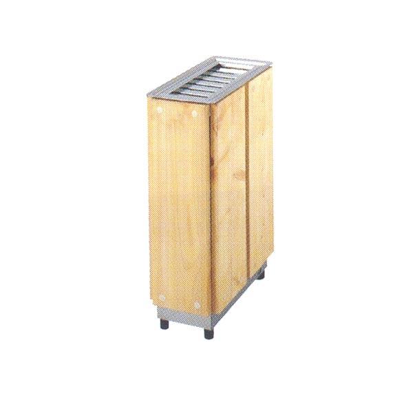 BENCH ウッドスモーキングボックス WD-4 W200×D380×H600mm