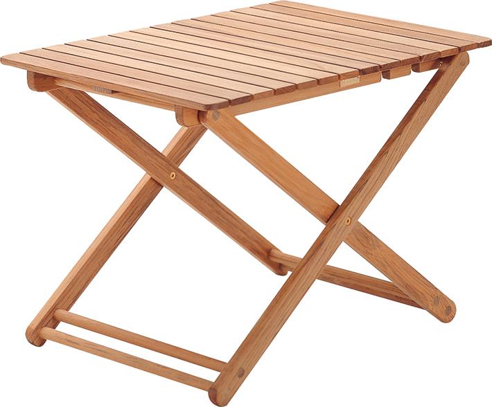 JATI ジャティ・サイドテーブル W800×D500×H554~700mm