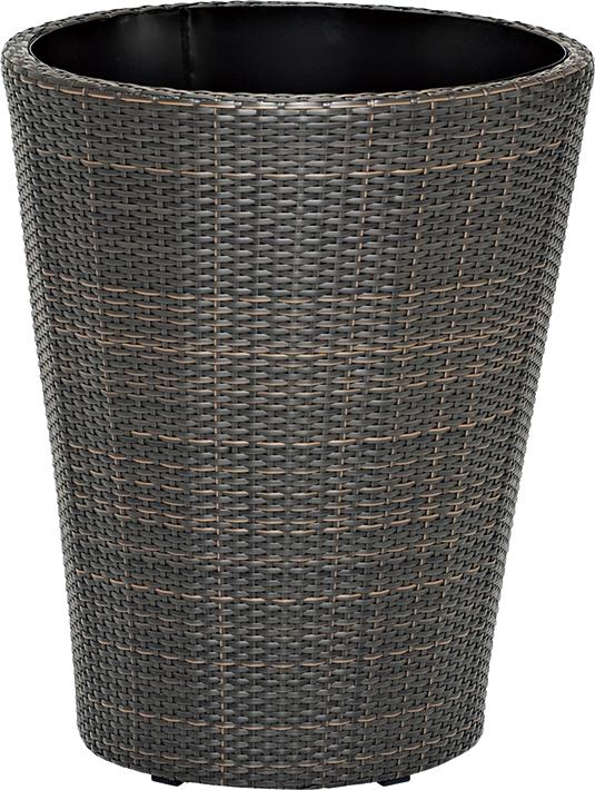 TAPAS ウーブンプランターφ62.5/0043インドコーヒー φ625×750m